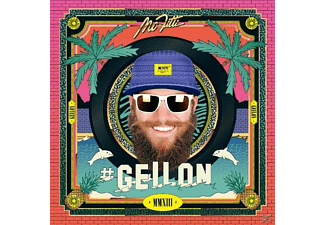 Mc Fitti - Geilon (Ltd.Deluxe Box Edition+T-Shirt: L) - (CD)