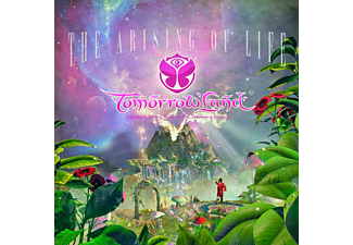 Various - Tomorrowland Summer 2013- The Arising Of Life [CD]