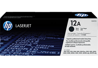 HP Q2612A 1010 UltraPrecice CRG Black