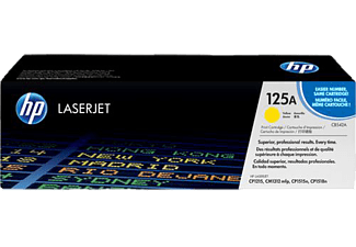 HP CP215 Yellow - (CB542A)