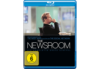Newsroom - Staffel 1 [Blu-ray]
