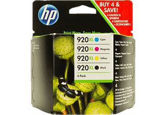 HP HP 920 XL Combo Pack - (C2N92AE)
