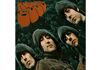 The Beatles - Rubber Soul (Vinyl LP (nagylemez))