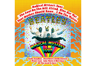 The Beatles - Magical Mystery Tour (Vinyl LP (nagylemez))