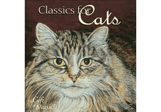 VARIOUS - Classics For Cats - (CD)