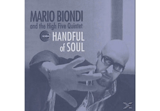 Mario Biondi - Handful Of Soul [CD]