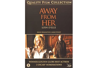 Away from her | DVD