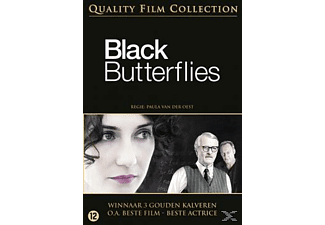 BLACK BUTTERFLIES | DVD