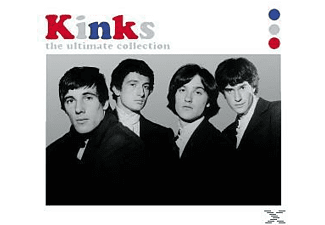 The Kinks - THE ULTIMATE COLLECTION - (CD)