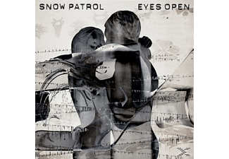 Snow Patrol - EYES OPEN [CD]