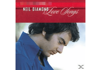 Neil Diamond - LOVE SONGS - (CD)