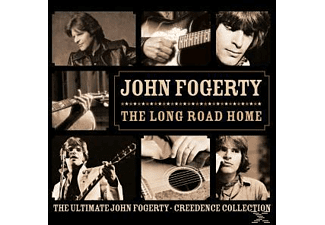 John Fogerty - LONG ROAD HOME - THE ULTIMATE JOHN FOGERTY/CREEDEN [CD]