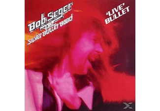Bob Seger & The Silver Bullet - LIVE BULLET (2011 REMASTERED) [CD]