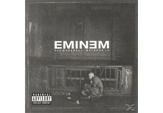 Eminem - The Marshall Mathers Lp [CD]