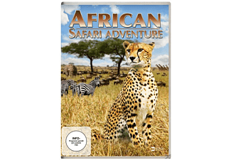 African Safari Adventure - (DVD)