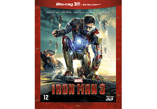 Iron Man 3 | 3D Blu-ray
