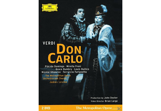 Plácido Domingo;Metropolitan Opera Orchestra - Don Carlos [DVD + Video Album]