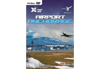 X-Plane 10: Airtport Anchorage PC