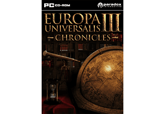 Europa Universalis III Chronicles PC