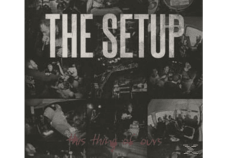 The Setup - This Thing Of Ours [CD]