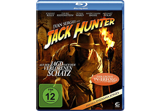 Jack Hunter and the Lost Treasure of Ugarit - (Blu-ray)