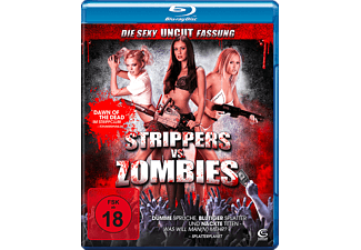 Strippers vs. Zombies - (Blu-ray)