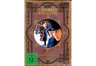 Charles Dickens-Box [DVD]