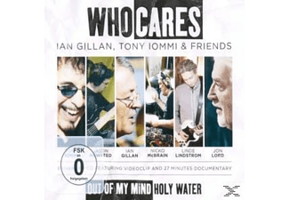 Whocares, Tony Iommi & Friends) Whocares (Ian Gillan - Out Of My Mind, Holy Water [Maxi Single CD Extra/Enhanced]