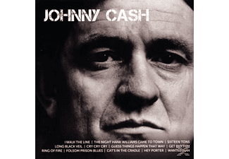 Johnny Cash - Icon [CD]