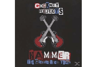 Cockney Rejects - Hammer-The Classic Rock Years [CD]