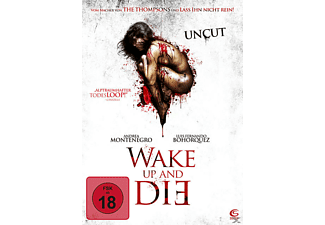 Wake Up and Die (Uncut) [DVD]