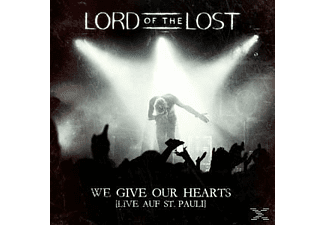 Lord Of The Lost - We Give Our Hearts (Live) (Deluxe Ed.) [CD]