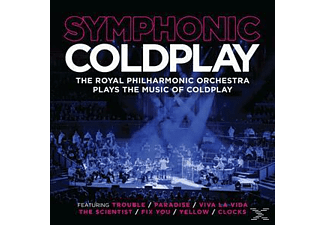 Royal Philharmonic Orchestra - Symphonic Coldplay - (CD)