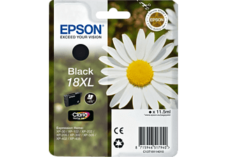 EPSON T181140 XP202 XL Black