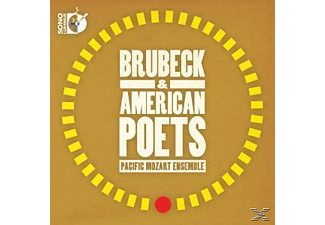 Pacific Mozart Ensemble - Brubeck & American Poets - (Blu-ray Audio)
