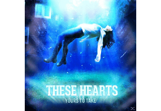 These Hearts - Yours To Take [CD]