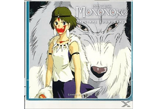 Various - Prinzessin Mononoke (Original Soundtrack) [CD]