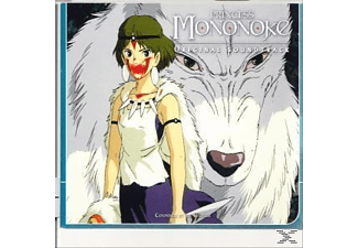 Various - Prinzessin Mononoke (Original Soundtrack) - (CD)