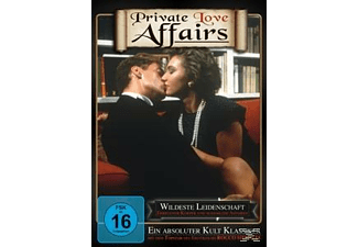 Private Love Affairs - (DVD)