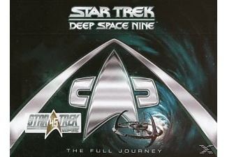 Star Trek Deep Space Nine - Complete Serie | DVD