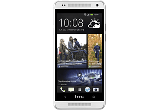 HTC One mini glacial silver