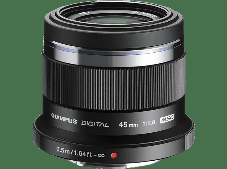 OLYMPUS M.Zuiko Digital 45mm 1:1.8 Black - (ET-M4518) hobby   φωτογραφία φωτογραφικές μηχανές φακοί mirrorless