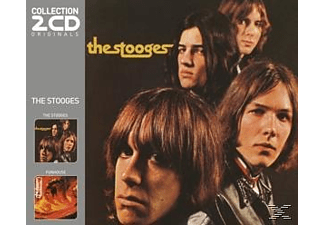 The Stooges - FUN HOUSE/THE STOOGES [CD]