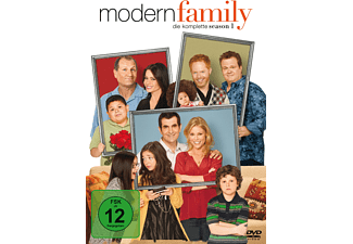 Modern Family - Staffel 1 - (DVD)