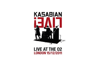 Kasabian - Velociraptor Live At The O2 (DVD)