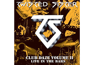 Twisted Sister - Club Daze Vol.2 - Live In The Bars (CD)