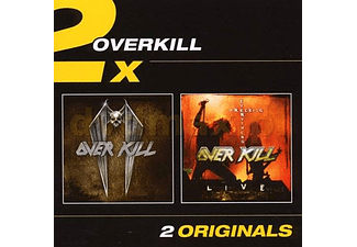 Overkill - Killbox 13/Wrecking Everthing-Live 2 In 1 (CD)