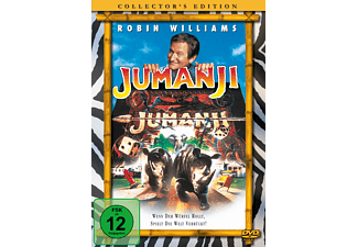 Jumanji (Collector's Edition) [DVD]