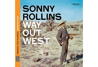 Sonny Rollins - WAY OUT WEST (OJC REMASTERS) [CD]