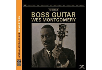 Wes Montgomery - Boss Guitar (Ojc Remasters) [CD]